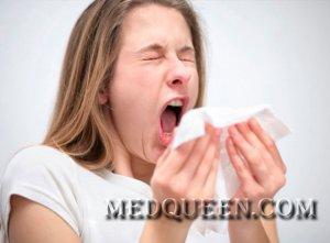 Аллергия. Поллиноз