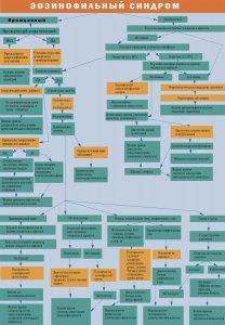 Алгоритм диагностики эозинофильного синдрома у детей