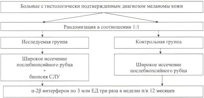 Дизайн исследования