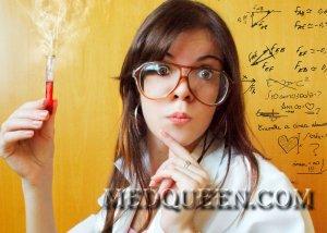 Женщина-ученый