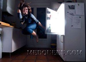 Переучет в кладовой и холодильнике