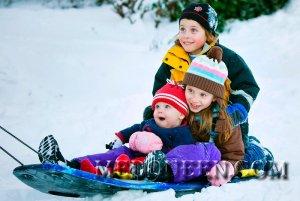 Отморожение и переохлаждение у детей