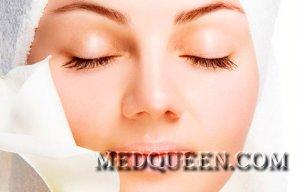 Компрессы для кожи лица и шеи