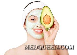 Маски для лица из овощей и фруктов