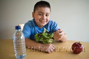 Профилактика ожирения у детей