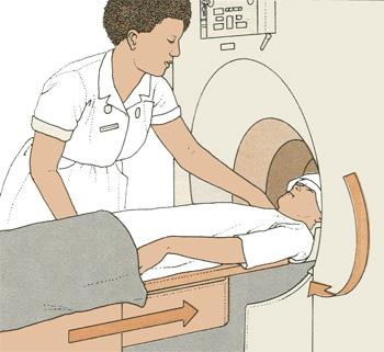 Компьютерная томография черепа