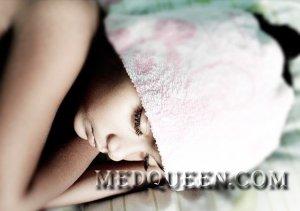 Высокая температура тела у детей