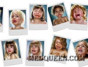Типы проблем поведения у детей