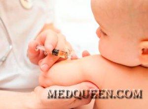 Прививки у детей