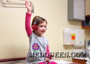 Миринготомия и установка шунта