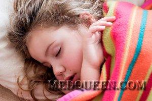 Частое дыхание у детей