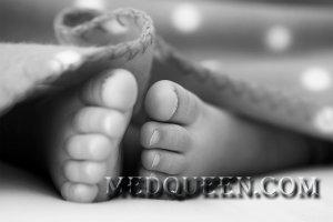 Заболевания стоп у детей