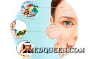 Биохимия кожи