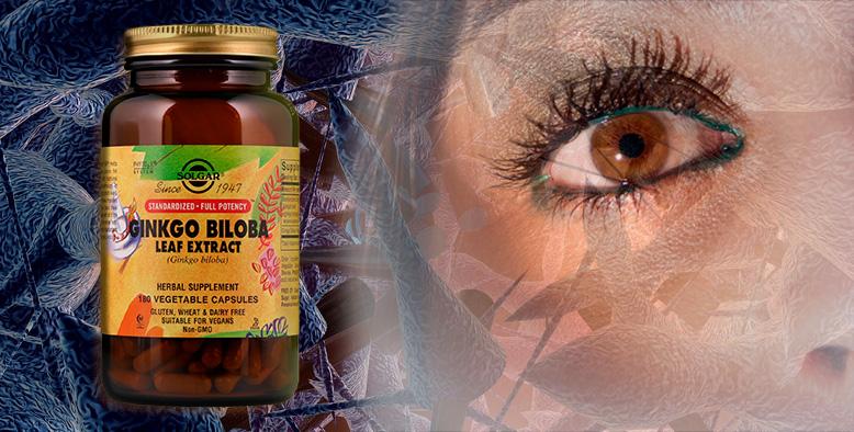 SOLGAR Ginkgo Biloba Leaf Extract