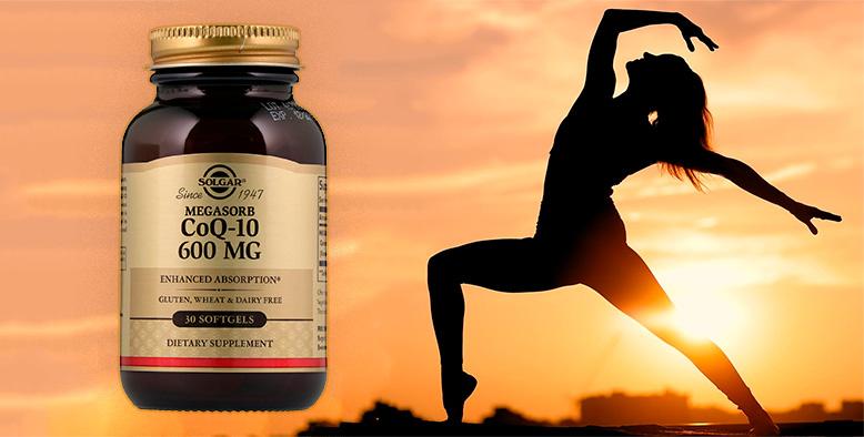 SOLGAR Coenzyme Q-10 (CoQ-10)