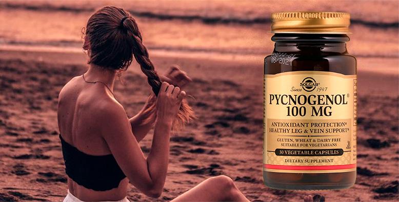 SOLGAR Pycnogenol