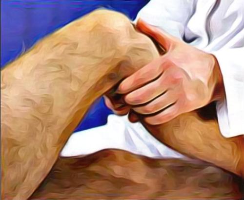 Крестообразные связки коленного сустава